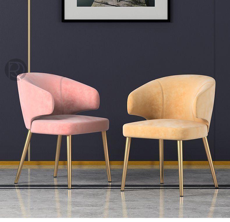 дизайнерские мягкие стулья romatti.ru